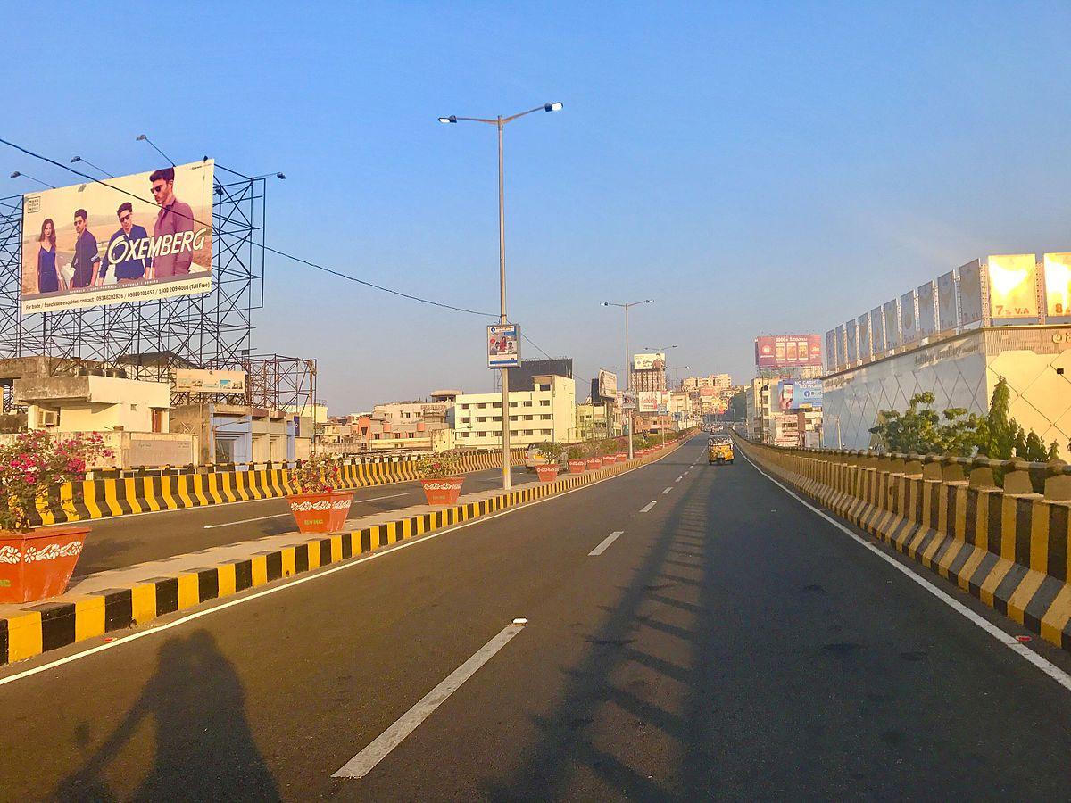 Dutch And Company >> Telugu Talli Flyover - Wikipedia