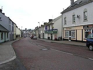 Tempo, County Fermanagh village in United Kingdom