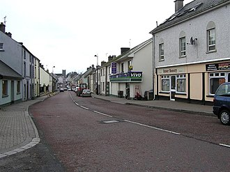 Tempo, County Fermanagh - Image: Tempo, County Fermanagh geograph.org.uk 325966