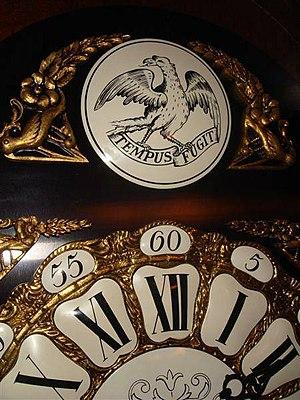 Mostrador de um relógio Foto de Jose Goncalves