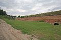 Terezín - Hlavní pevnost, úplné opevnění 14.JPG