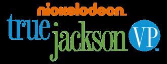True Jackson, VP - Image: Th truejackson logo