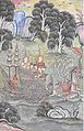 Thai - Vessantara Jataka, Chapter 3 - The Exile - Walters 20101212.jpg