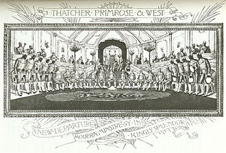 Primrose and West - Image: Thatcher, Primrose & West