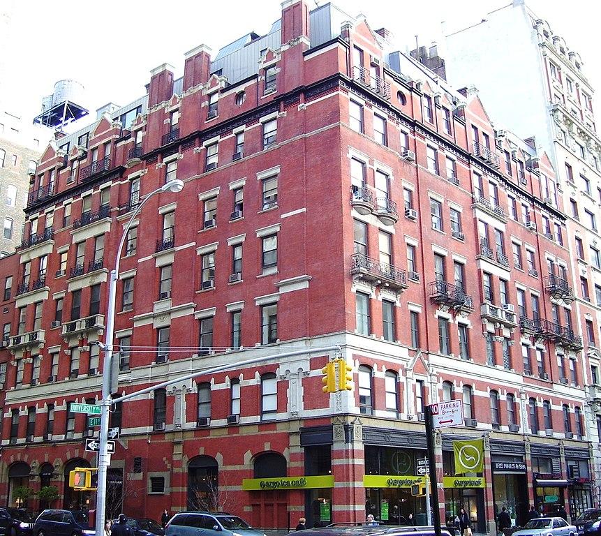 1722 Albert Street Apartments: File:The Albert 40 East 11th Street.jpg