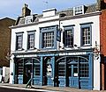 The Blue's Smokehouse Pub, Twickenham - London. (16844079828).jpg