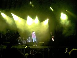 The Cult dal vivo, Drava Rock Festival, 2007