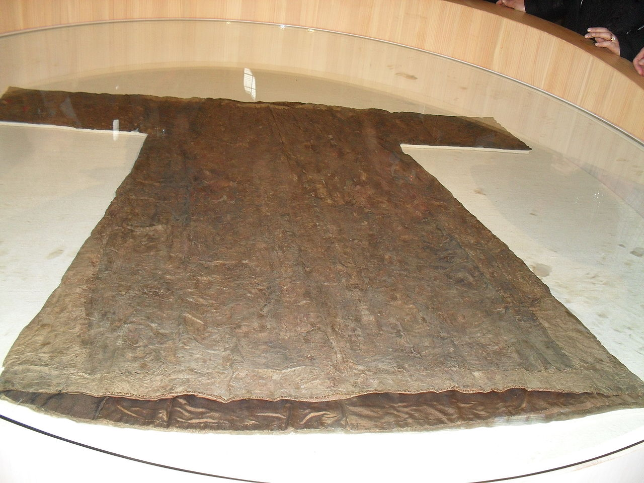 The Holy Tunic of Jesus Christ in Trier, Germany.JPG