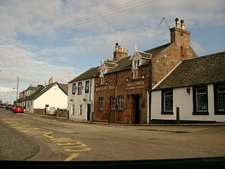 Auldhouse, South Lanarkshire Human settlement in Scotland