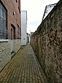 The Lanes looking west from Charleston Court towards Market Street - geograph.org.uk - 1475679.jpg