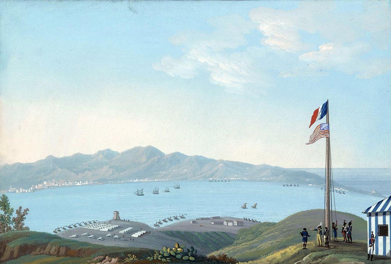 Le Dernier Lever des couleurs : la Cession de la Nouvelle-Orléans (1803)