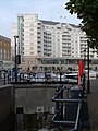The Lock, Chelsea Harbour - geograph.org.uk - 263266.jpg