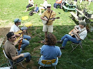 Old-time music Genre of folk music