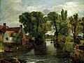 The Mill Stream, Flatford By John Constable.jpg