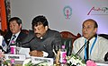 The Minister of State (Independent Charge) for Tourism, Shri K. Chiranjeevi addressing at the inauguration of the 25th Joint meeting of the UNWTO Commission for East Asia and Pacific, at Hyderabad on April 13, 2013.jpg