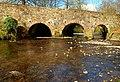 The Minnowburn Bridge near Belfast (6) - geograph.org.uk - 756964.jpg