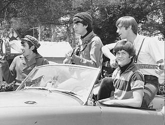 The Monkees (TV series) - The Monkees in 1967