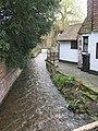 The Nailbourne Stream in Bridge - geograph.org.uk - 1776577.jpg