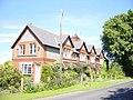The Oaks Cottages, Badgersrake Lane - geograph.org.uk - 180454.jpg