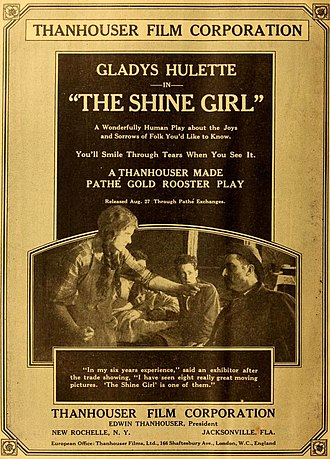 Gladys Hulette - The Shine Girl (1916)