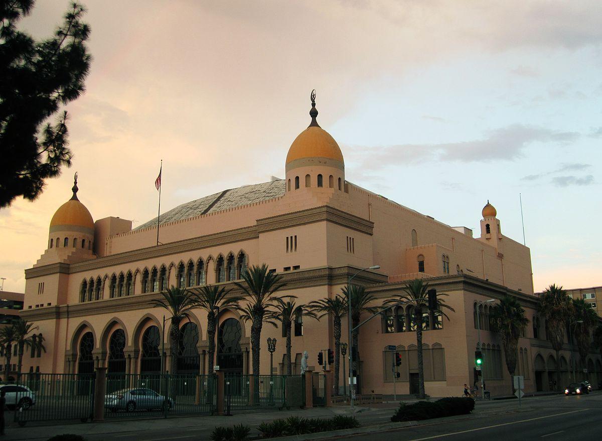 Shrine Auditorium - Wikipedia
