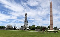 The Spindletop-Gladys City Boomtown Museum.jpg