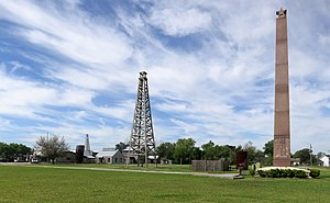 Spindletop - The Spindletop-Gladys City Boomtown Museum