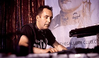 The Thrillseekers English DJ and record producer