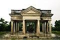 The Tomb of Sir Monds Raymond, in Hyderabad.jpg