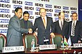 The Union Minister of Commerce and Industry, Shri Kamal Nath and the Deputy Prime Minister and Minister of Industry, Trade, Labour and Communications of Israel.jpg