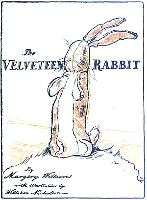 English: pg 1 of The Velveteen Rabbit.