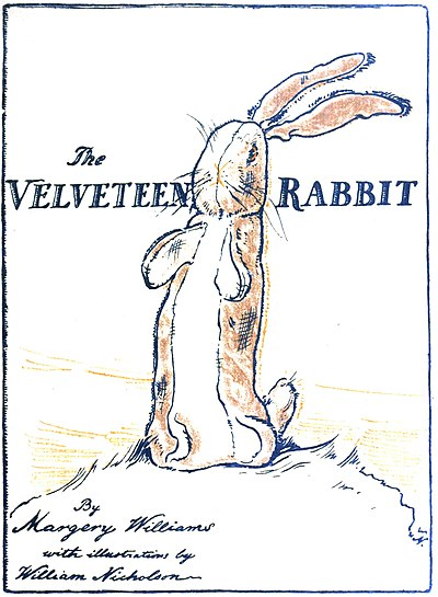 Picture of a book: The Velveteen Rabbit