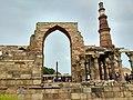 The charm of Qutub minar.jpg