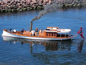 The former Royal steam sloop Stjernen.JPG