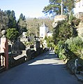 The main Drive into Portmeirion. - geograph.org.uk - 1279354.jpg