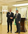 The presidents of Azerbaijan and Turkey have been awarded at Cankaya Palace 11.jpg