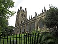 The south side of St Giles, Wrexham - geograph.org.uk - 1470047.jpg