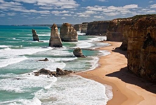 The twelve apostles Victoria Australia 2010