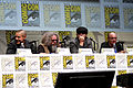 Theo Rossi, Mark Boone Junior, Tommy Flanagan & Dayton Callie (9363303963).jpg