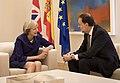 Theresa May meets with Spanish PM Rajoy.jpg