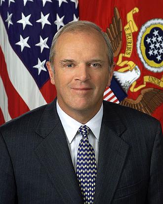 Thomas E. White - Image: Thomas E White, Secretary of the Army