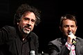 Tim Burton & Chris Hardwick (7587110848).jpg