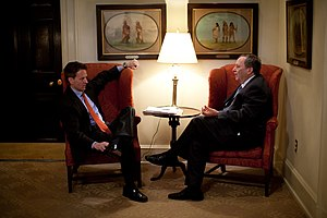 Treasury Secretary Timothy Geithner talks alon...