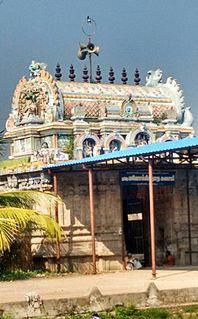 Tiruneelakkudi Neelakandeswarar Temple