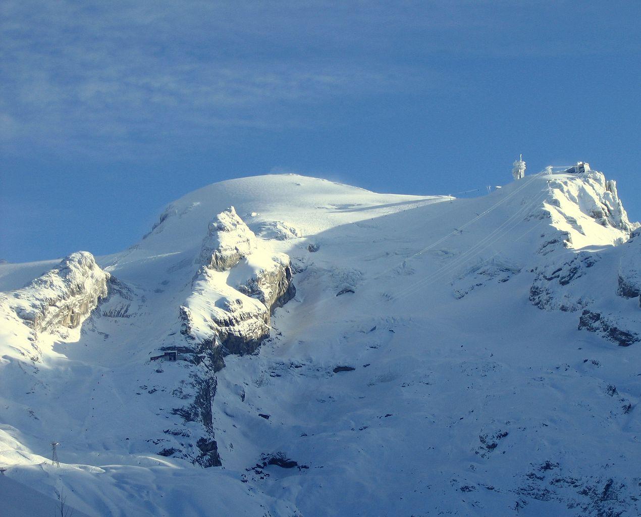 NW - Rotstöckli (2901m)