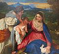 Tiziano, madonna del coniglio, 1525-30 ca. 03.JPG
