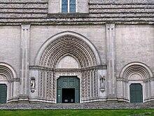 I portali gotici della Chiesa di San Fortunato