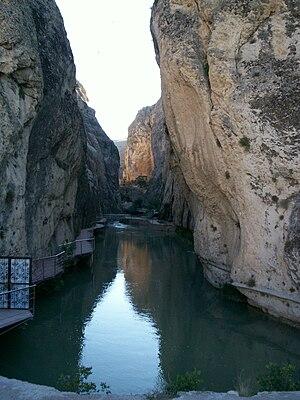 Darende - Tohma canyon