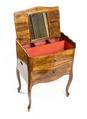 Toilettbord från Schweiz, 1700-talets mitt - Hallwylska museet - 109801.tif