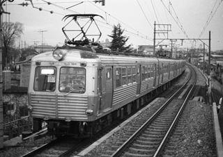 Tokyu 5200 series Japanese train type